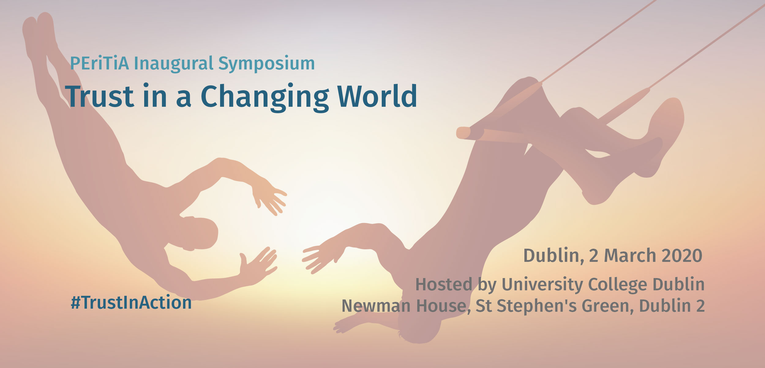 """Videos of the symposium """"Trust in a Changing World"""" now available"""