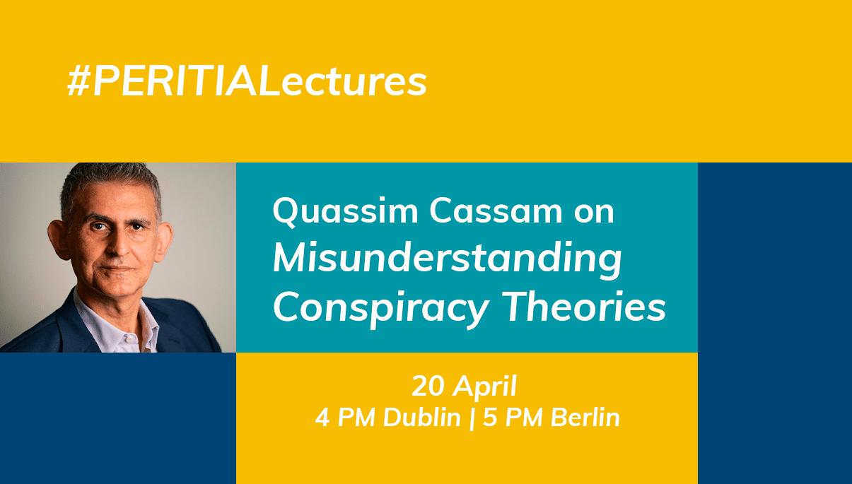 Watch Quassim Cassam on Conspiracy Theories